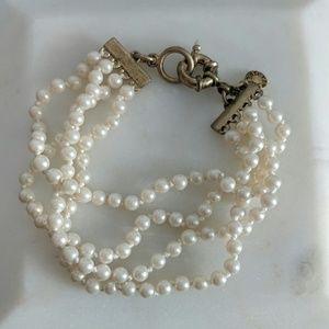 J.Crew Pearl Bracelet